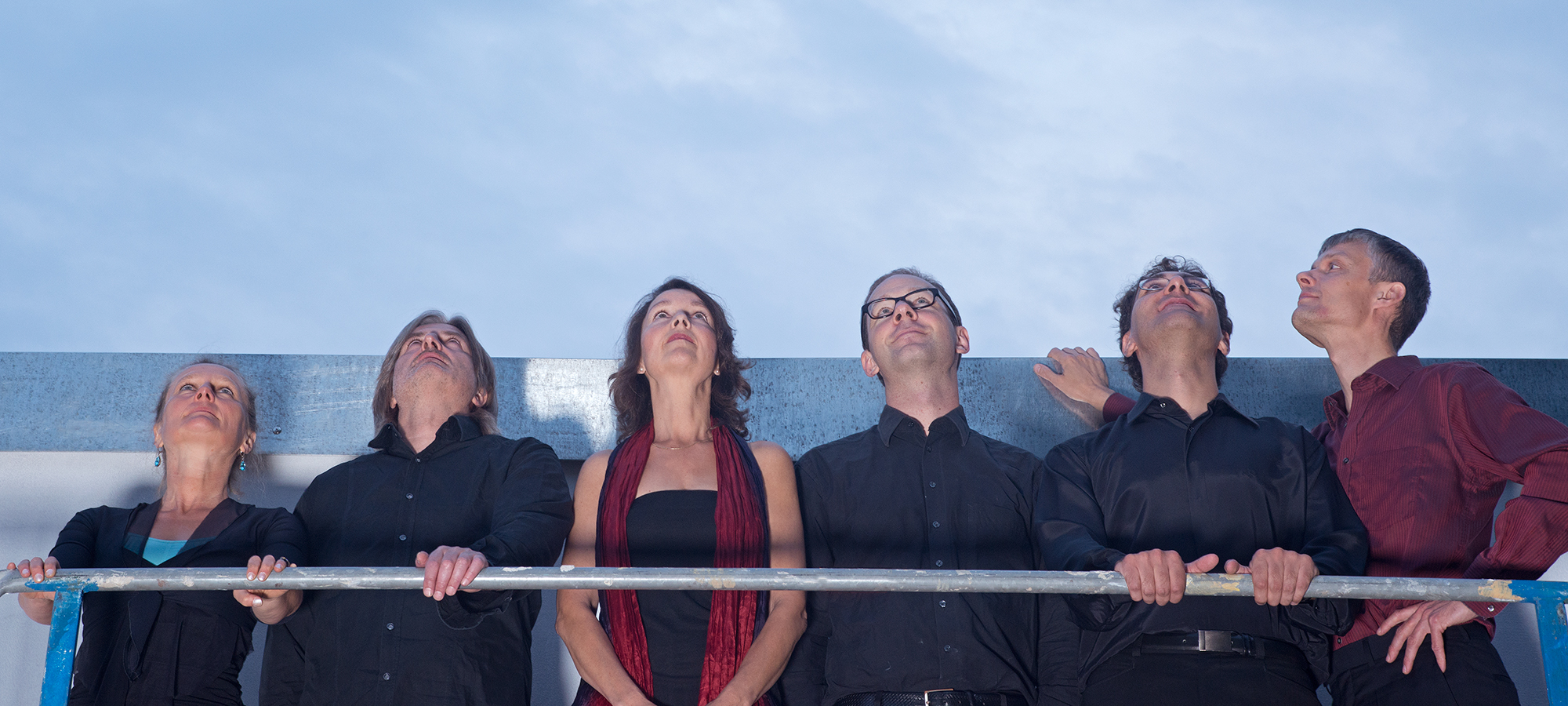 Das Neue Ensemble, Foto: Hannes Malte Mahler