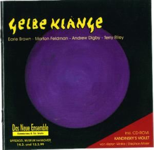 Cover Gelbeklänge DNE